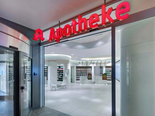Apotheke im Ring-Center I – Berlin-Friedrichshain