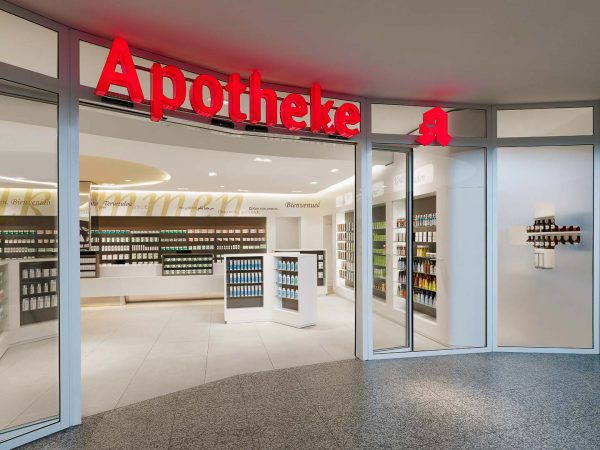 Apotheke im Ring-Center II – Berlin-Lichtenberg