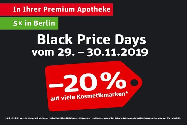 Black price days