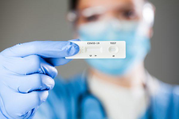 Covid-19 Antigen Schnelltest